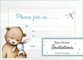Baby Shower Invitations, Pack of 10