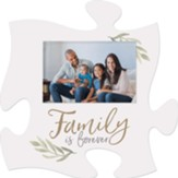 Family Is Forever Puzzle, Photo Frame