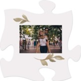 Botanicals Puzzle, Photo Frame