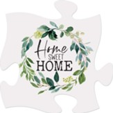 Home Sweet Home Puzzle Art