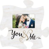 You And Me Puzzle, Photo Frame