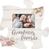 Grandma's Favorite Puzzle, Photo Frame