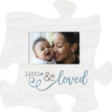 Little And Loved Puzzle, Photo Frame