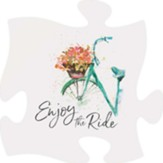 Enjoy the Ride Puzzle Art