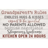 Grandparent's Rules, Box Art