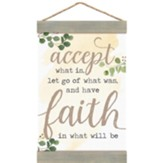 Accept What Is...Banner