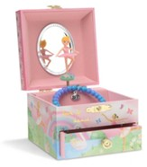 Ballerina Dream Jewelry Box, 1 Drawer