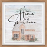 Home Sweet Home Framed Wall Décor