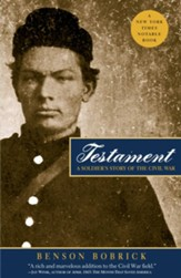 Testament: A Soldier's Story of the Civil War - eBook