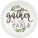 Gather At The Table Carved, Wall Art