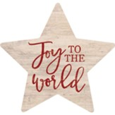 Joy to the World, Star, Shape Art