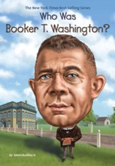 Who Was Booker T. Washington? - eBook