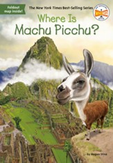 Where Is Machu Picchu? - eBook