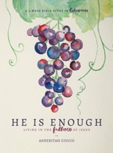 HE is Enough: Living in the Fullness of Jesus (A Study in Colossians) - eBook