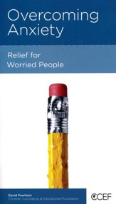 Overcoming Anxiety: Relief for Worried People Mini Book