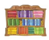 Bible Bookcase Laminated Wall Chart