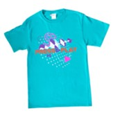 Press Play: Youth T-Shirt, Large