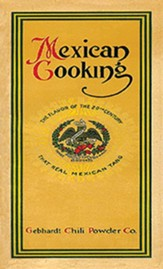 Mexican Cooking: The Flavor of the 20th Century That Real Mexican Tang