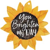 You Brighten My Day, Gift Tag