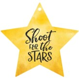 Shoot For The Stars, Gift Tag