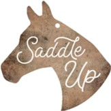 Saddle Up, Gift Tag