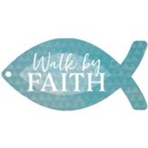 Walk By Faith, Gift Tag