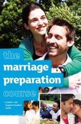 Marriage Preparation Course Leader's Guide - eBook