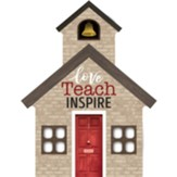 Love Teach Inspire, Shaped Art
