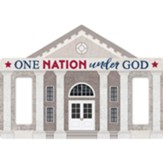 One Nation Under God, Shaped Art