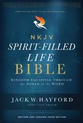 New Spirit Filled Life Study Bible - Christianbook com