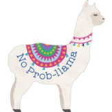 No Prob-Llama, Shaped Art