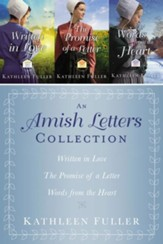 The Amish Letters Collection: Written in Love, The Promise of a Letter, Words from the Heart / Digital original - eBook
