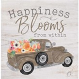 Happiness Blooms From Within, Box Art