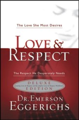 Love & Respect, Deluxe Edition with Workbook - Slightly  Imperfect