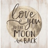Love You To The Moon And Back, Box Art