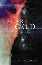Scary God: Introducing the Fear of God to the Post-Modern Church - eBook