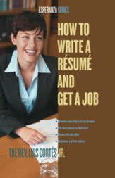 How to Write a Resume and Get a Job - eBook