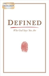 Defined: Who God Says You Are  - Slightly Imperfect