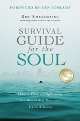 Survival Guide for the Soul: How to Flourish Spiritually in a World that Pressures Us to Achieve - eBook