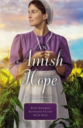 An Amish Hope: A Choice to Forgive, Always His Providence, A Gift for Anne Marie - eBook