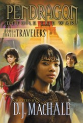 Book Three of the Travelers - eBook