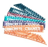 Concrete & Cranes: Head Ties (pkg. of 5)