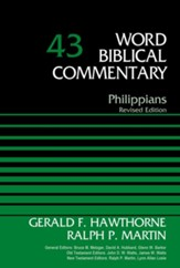 Philippians, Volume 43: Revised Edition / Revised - eBook