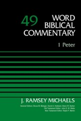 1 Peter, Volume 49 - eBook