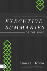Executive Summaries of the Bible - eBook
