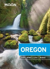 Moon Oregon - eBook