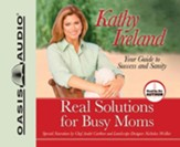 Real Solutions for Busy Moms: Unabridged Audiobook on CD