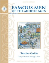 Famouus Men of the Middle Ages, Teacher's Guide Second Edition