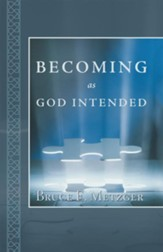 Becoming as God Intended - eBook