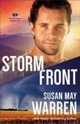 Storm Front (Montana Rescue Book #5) - eBook